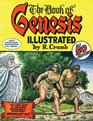 The Book of Genesis Illustrated by R Crumb
