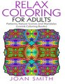 Relax Coloring For Adults Patterns Nature Scenes and Mandalas Lovink Coloring Books