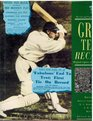 The Test and Country Cricket Board Collection Great Tests The Memorable Match Reports