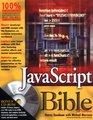 JavaScript Bible Fifth Edition