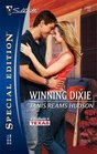 Winning Dixie (Tribute, Texas, Bk 1) (Silhouette Special Edition, No 1763)
