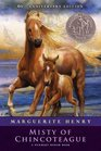 Misty of Chincoteague (Misty, Bk 1)
