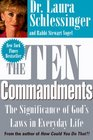 The Ten Commandments The Significance of God's Laws in Everyday Life
