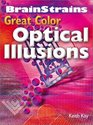 Brainstrains Great Color Optical Illusions