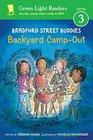 Bradford Street Buddies Backyard CampOut