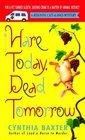 Hare Today Dead Tomorrow