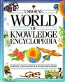 Usborne World of Knowledge Encyclopedia Science/Living World/Geography