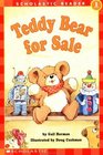 Teddy Bear for Sale (Hello Reader!, Level 1)