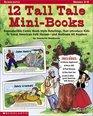 12 Tall Tale MiniBooks