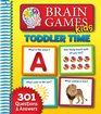 Brain Games for Kids Toddler Time