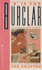 B is for Burglar (Kinsey Millhone, Bk 2)