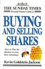 The Sunday Times Personal Finance Guide to Buying and Selling Shares