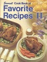 Favorite Recipes II