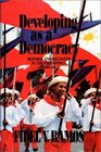 Developing As a Democracy Reform and Recovery in the Philippines 1992-1998