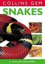 Collins Gem Snakes