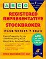 Registered Representative Stockbroker  Nasd Series 7 Exam