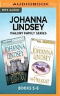 Johanna Lindsey Malory Family Series Books 56 Say You Love Me  The Present