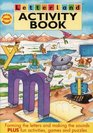 Letterland Activity Book Yellow Book 1