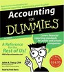 Accounting for Dummies 3rd Ed CD
