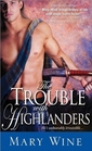 The Trouble with Highlanders (Sutherlands, Bk 2)