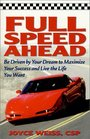 Full Speed Ahead (Personal Development Series)