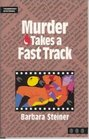 Murder Takes a Fast Track (Thumbprint Mystery Series)