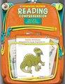 Homework Helper Reading Comprehension, Grade 1 (Homework Helpers)