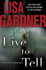 Live to Tell (D.D. Warren, Bk 4)