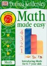Math Made Easy First Grade Workbook
