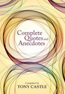 Complete Quotes  Anecdotes