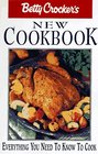Betty Crocker's New Cookbook Everything You Need to Know to Cook