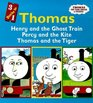 Thomas Henry and the Ghost Train / Percy and the Kite / Thomas and the Tiger