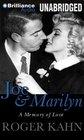Joe  Marilyn A Memory of Love