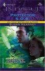 Protector S.O.S (Hero's,Inc.) (Harlequin Intrigue, No 814)