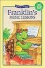 Franklin's Music Lessons (Franklin) (Kids Can Read)