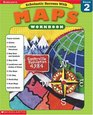 Scholastic Success With Maps Workbook Grade 2