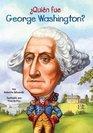 Quien fue George Washington