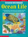 Ocean Life (Learn All About, Grades 1-4)