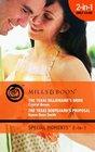 The Texas Billionaire's Bride / The Texas Bodyguard's Proposal
