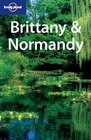 Lonely Planet Brittany  Normandy