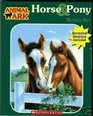 Horse & Pony set (Racehorse in the Rain, Ponies at the Point, Mare in the Meadow, Foals in the Field) (Animal Ark)