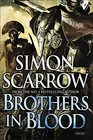 Brothers in Blood: A Roman Legion Novel