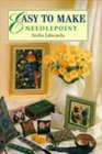 Needlepoint (Easy to Make Craft Series)