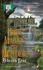 High Marks for Murder (Bellehaven House, Bk 1)