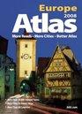 AAA 2008 Europe Road Atlas