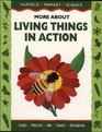 Nuffield Science and Literacy Big Book 6 More About Living Things in Action