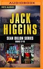 Jack Higgins - Sean Dillon Series Books 17-18 The Wolf At The Door The Judas Gate