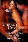 Three's Company: A Question of Trust / Nice and Naughty / Wicken Garden