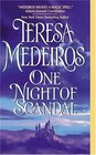 One Night of Scandal (Fairleigh Sisters, Bk 2)