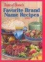 Taste of Home's Favorite Brand Name Recipes 2003
